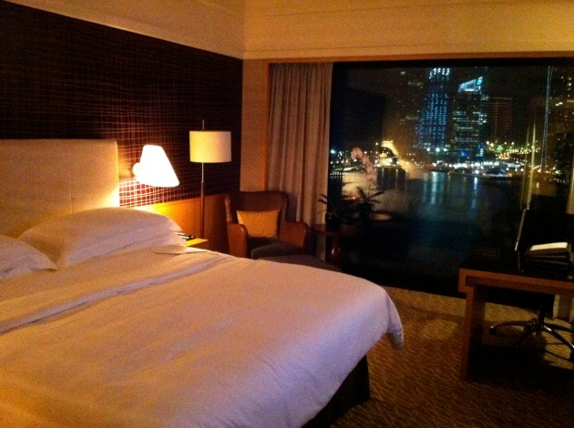Review :: Mandarin Oriental Singapore